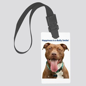 Pit Bull 14 Large Luggage Tag