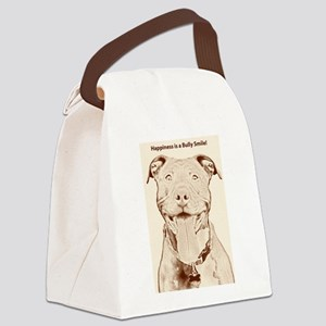 Pit Bull 15 Canvas Lunch Bag