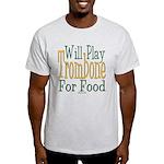 Will Play Trombone Light T-Shirt