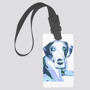 Great Dane 1 Large Luggage Tag