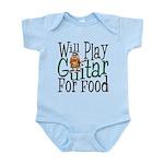 Will Play Guitar Infant Bodysuit