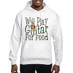 Will Play Guitar Hooded Sweatshirt