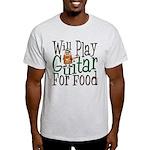 Will Play Guitar Light T-Shirt