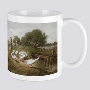 Minding the Flock Mug