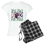 Will Play Drums Women's Light Pajamas