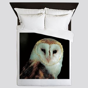 Barn Owl Queen Duvet
