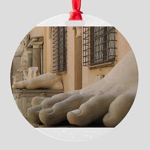 418 Round Ornament