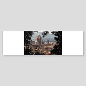 Florence Sticker (Bumper)