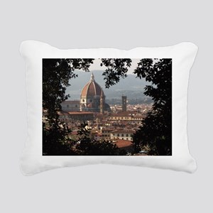 Florence Rectangular Canvas Pillow