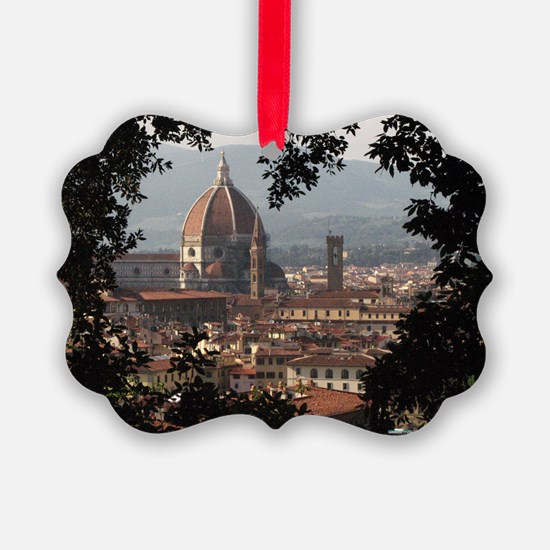 Florence Ornament