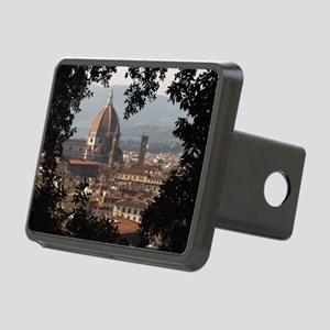 Florence Rectangular Hitch Cover