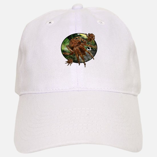 Cat face spider Baseball Baseball Cap