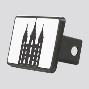 Salt Lake Temple Rectangular Hitch Cover