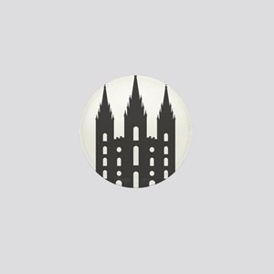 Salt Lake Temple Mini Button