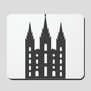 Salt Lake Temple Mousepad