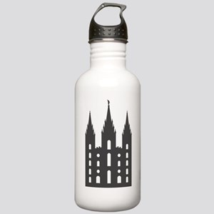 Salt Lake Temple Stainless Water Bottle 1.0L
