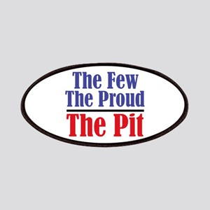 The Few. The Proud. The Pit. Patches