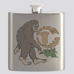 Going sqautching Flask
