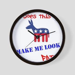 Make Me Look? Wall Clock