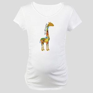 La Girafe Maternity T-Shirt