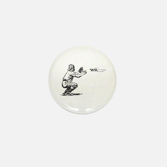 Catch 22 Mini Button