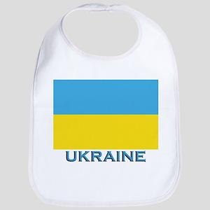 Ukraine Flag Gear Bib