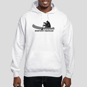 Bigfoot Paddles Hooded Sweatshirt