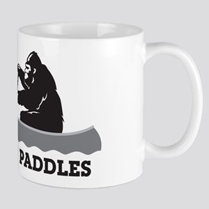 Bigfoot Paddles Mug