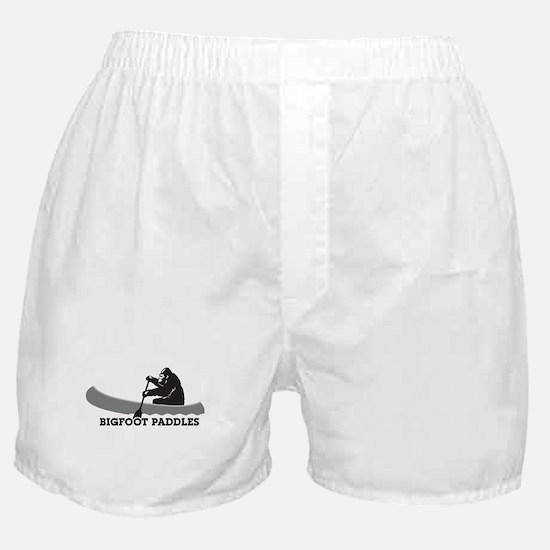 Bigfoot Paddles Boxer Shorts