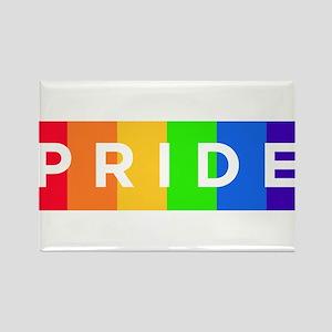 Gay Pride Car Bumper Magnet Rectangle Magnet