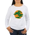 Bonsai Tree Women's Long Sleeve T-Shirt