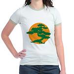 Bonsai Tree Jr. Ringer T-Shirt