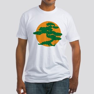 Bonsai Tree Fitted T-Shirt