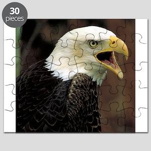 Voiceful Bald Eagle Puzzle