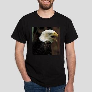 Voiceful Bald Eagle Dark T-Shirt