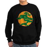 Bonsai Tree Sweatshirt (dark)