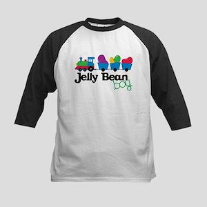 Jelly Bean Boy Kids Baseball Jersey