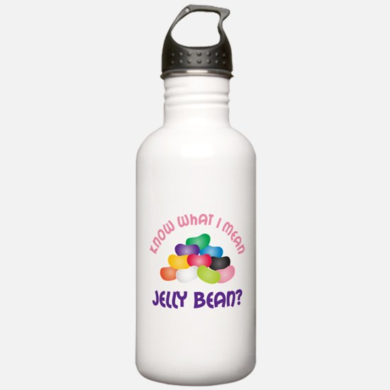 Know What I Mean Water Bottle