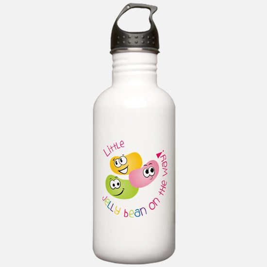 On The Way Water Bottle