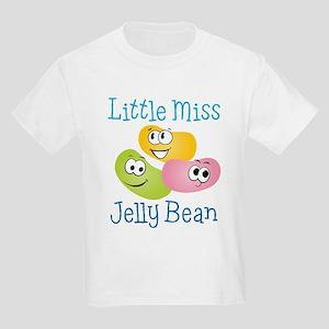 Little Miss Jelly Bean Kids Light T-Shirt