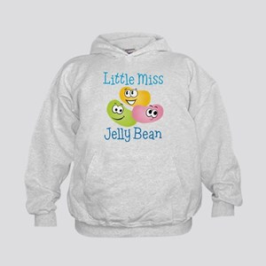 Little Miss Jelly Bean Kids Hoodie