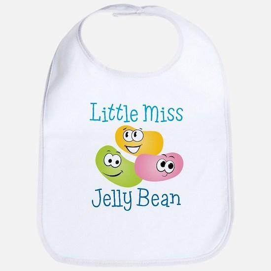 Little Miss Jelly Bean Bib