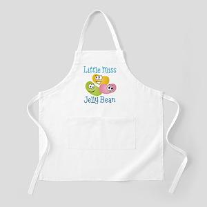 Little Miss Jelly Bean Apron