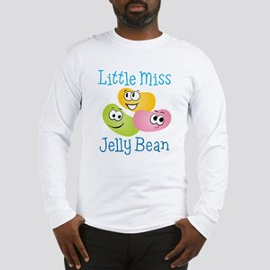 Little Miss Jelly Bean Long Sleeve T-Shirt
