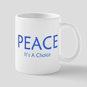 Choose Peace Mug
