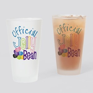 Official Jelly Bean Drinking Glass