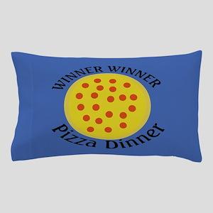 Winner Winner Pizza Dinner Pillow Case