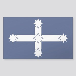 Eureka Flag Of Australia Rectangle Sticker