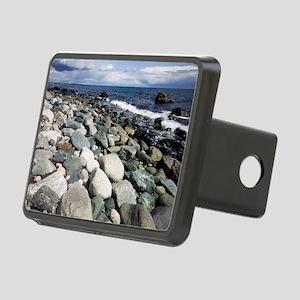 Coastal boulders - Hitch Cover