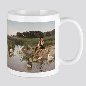 Daydreaming with the Geese Mug